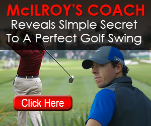 Rory McIlroy Golf Swing